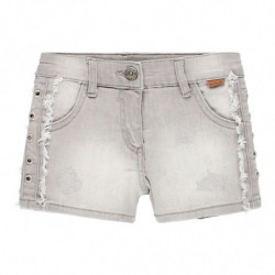 h 69 1 - SHORT NIÑA DENIM GREY 'TROPICAL SAFARI' DE BOBOLI